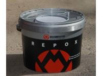 REPOX – Двукомпонентно епоксидно полиуретаново лепило (9:1)