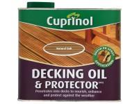 Cuprinol Защитно масло за Декинг