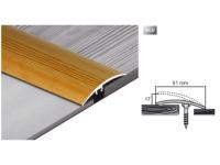 VOX VA65 Лайстна за бърз монтаж със силиконово уплътнение
